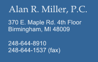 Attorneys Birmingham Michigan